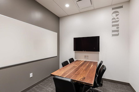 Roam Lenox - Conference Room #3, Learn