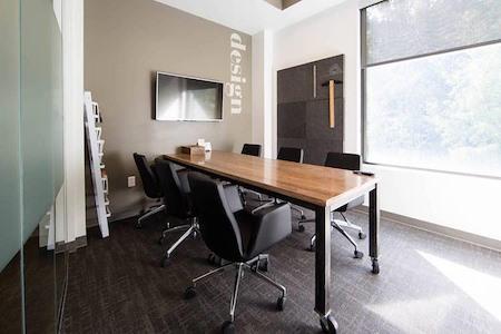 Roam Alpharetta - Meeting Room # 8 - Design