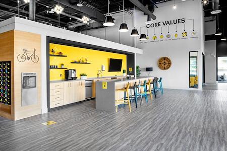 Venture X-Heartland - Private Office- 6 Desk