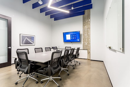 iQ Offices | 150 King Street West - University Room
