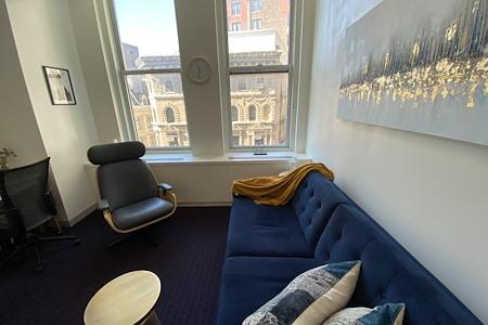 Coalition Space | Flatiron - Private Windowed Suite