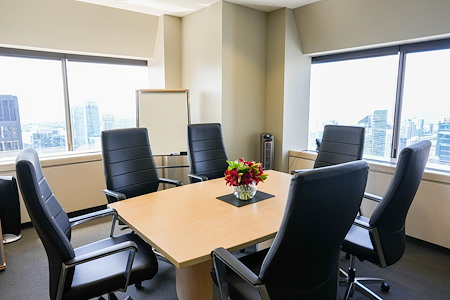 Intelligent Office First Canadian Place - Harbourview Meeting Room