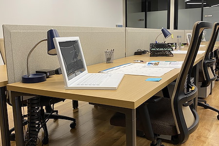 Venture X | Durham - Dedicated Desk