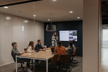 Crew Workspace - Conference Room