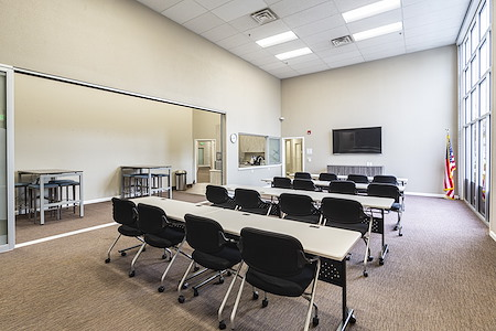 Roseville Executive Suites - Seminar Room