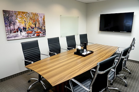 Executive Workspace @ Uptown - Medium Conference Room