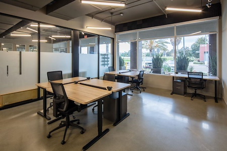 CommonGrounds Workspace | Carlsbad - Office for 8