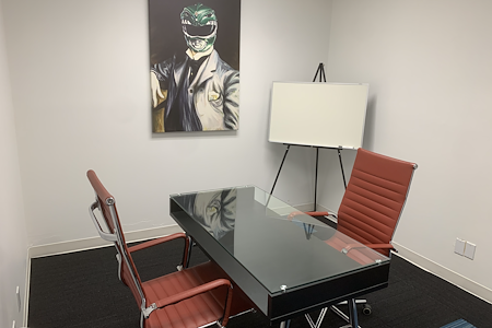 Huntington Beach Creative Office Space - Private Conference Room