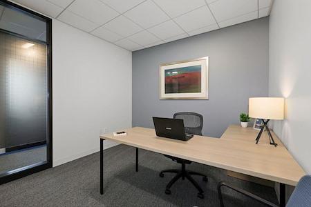 Carr Workplaces - Spectrum Center - Flex Office - Monthly