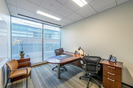 Carr Workplaces - Reston Town Center - Full time Private Office - Window