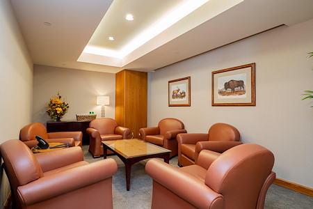 Executive Business Centers - DTC - The Long's Peak Lounge