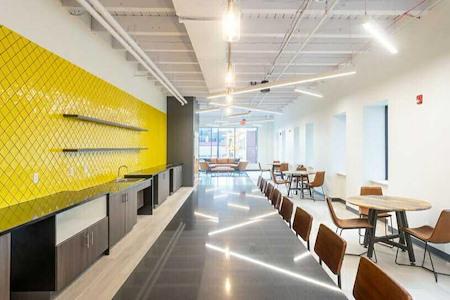Venture X Detroit - Open Desk 1