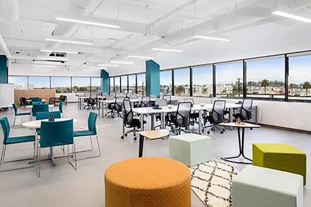 Regus | SPACES @ Culver City - Office #301- Dedicated desk