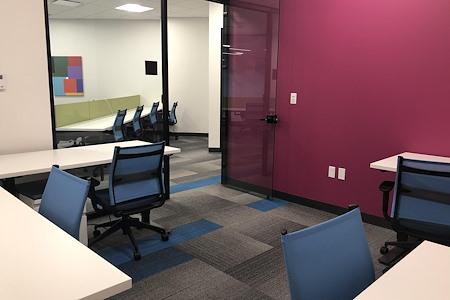 Z-Park Innovation Center Boston - Half Price Private Office for 4-Room128