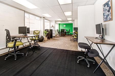 West Seattle Coworking - Burien Coworking