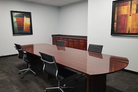 Superior Office Suites- Ontario - Large Meeting Room