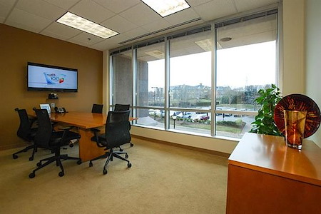 YourOffice USA - Charlotte, Ballantyne - Exterior Conference Room