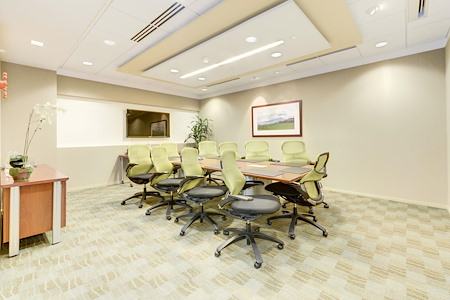 Carr Workplaces - Tysons - Fairfax Boardroom
