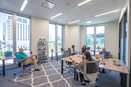 Serendipity Labs Orlando - Downtown - 3 Person Office - Interior