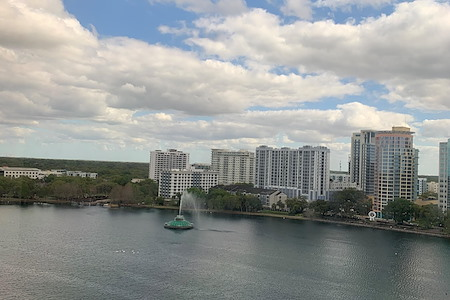 Fritz Scheller P.L. - Office Space for Lease by Lake Eola