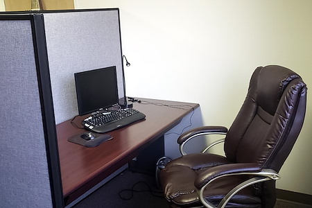 officeLOCALE Coworking Space and Business Center - Private Dedicated Cubicle