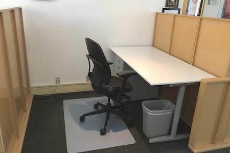 Sequoia Foundation - Dedicated Desk 4