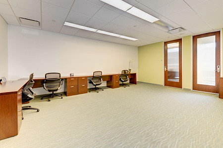 Carr Workplaces - Capitol Hill - Dedicated Desk