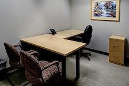 Intelligent Office Cincinnati - Mason - Inside Office 1 or 2 desks