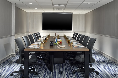 Le Meridien St. Louis Clayton - Bonhomme Boardroom
