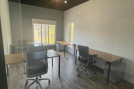 Venture X - Sherwoodtowne - 4 person's office
