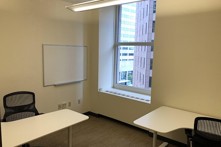 Boston Offices - Exchange Place - Hybrid Private Office Membership