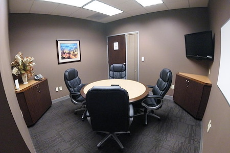 Rocklin Executive Suites - Small Conference Room