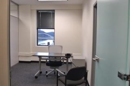 BusinessWise @ 4 Smithfield Street - Day Pass: Private Office