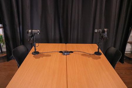 Productive Culture Podcast Studios - Professional Podcast Studio