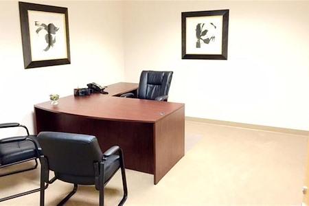 (NEW) Fashion Island - Interior Office