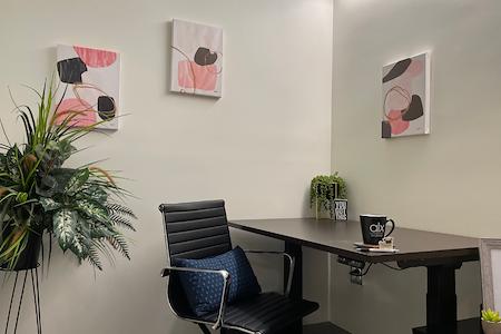 ALX Community - Deluxe Single Office (Interior)