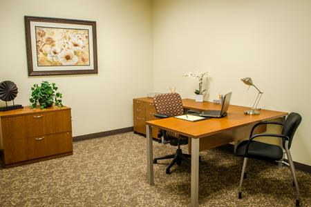 Business Workspaces - Distraction-free Office