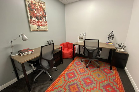 Regus | Downtown Santa Barbara - Office 216