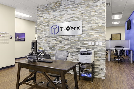 T-Werx Coworking and Entrepreneur Center - Four Points - Open Coworking Membership
