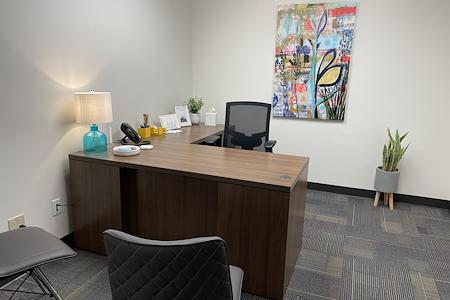 Executive Workspace  Richardson - Office Express