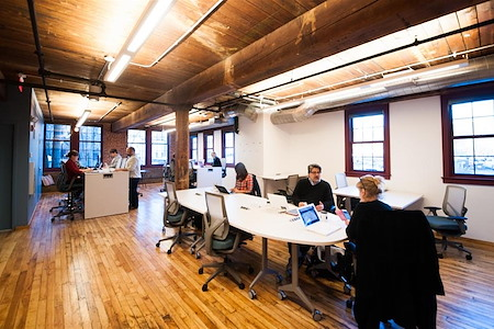 Workbar Arlington - Dedicated Desk