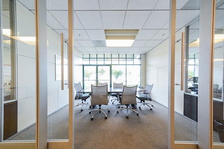 Silicon Valley Business Center - Small Conference Room