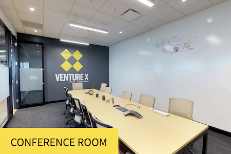 Venture X | West Palm Beach Rosemary Square - Conference Room