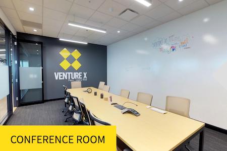 Venture X | Station Park - Conference Room 4
