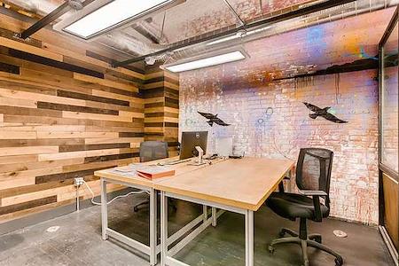 GRID Collaborative Workspaces- Denver - Suite 122