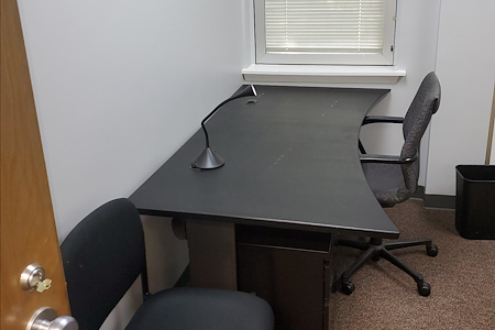 The  Wright Village - Private Office