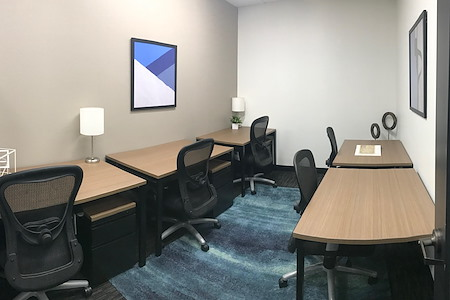 Regus   4 Palo Alto Square - Office #227