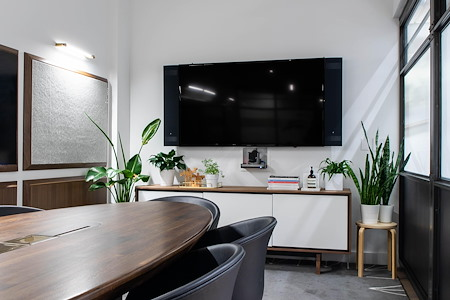Blender Workspace - Mad Men Style Meeting Room