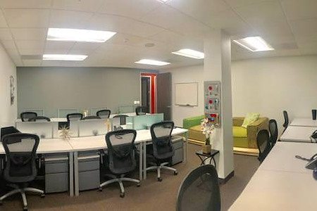 Regus | Mid-Market - Dedicated CoWorking Space..50% off Special promo!