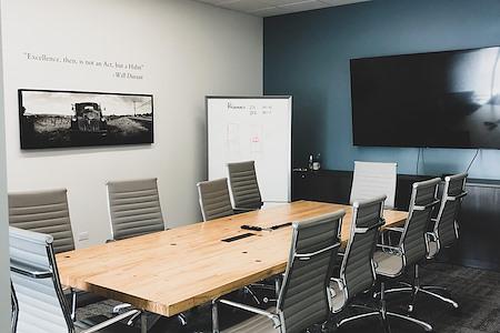 BarnWorx Coworking - Board Room